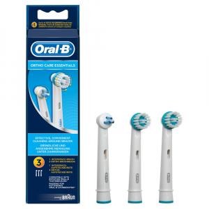 ORAL-B Ortho Care Essentials Náhradní kartáčkové hlavice
