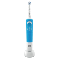 ORAL-B Vitality 100 Sensitive Blue Elektrický zubní kartáček