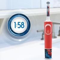 ORAL-B Vitality Kids Spiderman elektrický zubní kartáček pro děti