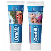 ORAL-B Dětská zubní pasta Frozen&Cars 3-5let 75 ml