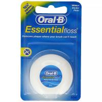 ORAL-B Zubní nit EssentialFloss MintWax 50 m