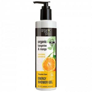ORGANIC SHOP Energizující sprchový gel Mandarinka 280 ml