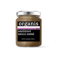 ORGANIS Arašídové máslo jemné 500 g