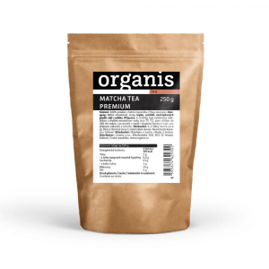 ORGANIS Matcha Tea Premium 250 g