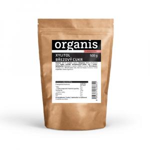 ORGANIS Xylitol březový cukr 500 g