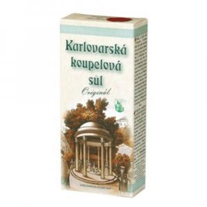 Originální karlovarská koupel. sůl náhradní balení 300 g