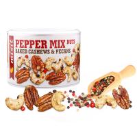 MIXIT Oříšky z pece čtyři druhy pepře 150 g