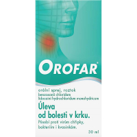 OROFAR Orální sprej 30 ml