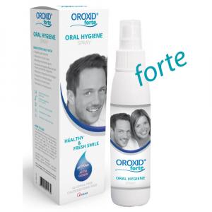 OROXID forte sprej 100 ml pro ústní hygienu