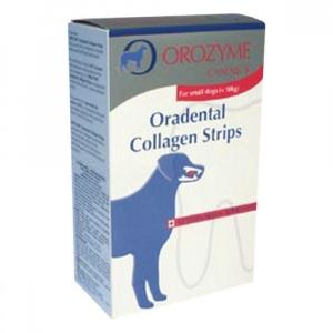 OROZYME plátky žvýkací pro psy S 224 g
