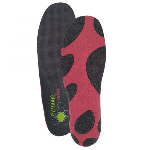 PEDAG Outdoor high ortopedická vložka, turistika a golf, Velikost vložek do obuvi: Velikost 36/37