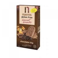 NAIRNS Ovesné sušenky s čokoládou bez lepku 160 g