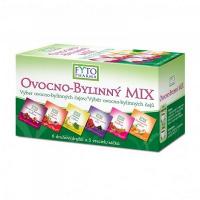 FYTOPHARMA Ovocno-bylinný MIX čajů 30 sáčků