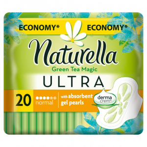 NATURELLA Green Tea Magic normal 20 kusů