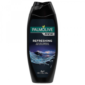 PALMOLIVE For Men Sprchový gel Refreshing Blue 500 ml