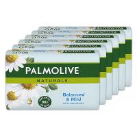 PALMOLIVE Naturals Chamomille Mýdlo 6x 90 g