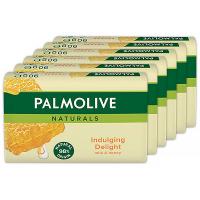 PALMOLIVE Naturals Milk & Honey Mýdlo 6x 90 g