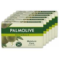 PALMOLIVE Naturals Olive Milk Mýdlo 6x 90 g