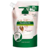 PALMOLIVE Tekuté mýdlo náhradní náplň Almond&Milk 500 ml