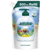 PALMOLIVE Tekuté mýdlo,náhradní náplň Aquarium 500 ml