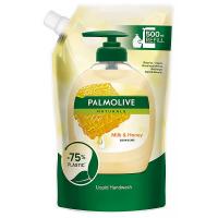 PALMOLIVE Tekuté mýdlo náhradní náplň Honey&Milk 500 ml