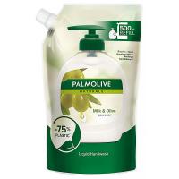 PALMOLIVE Tekuté mýdlo náhradní náplň Olive& Milk  500 ml