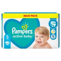 PAMPERS Active Baby vel.5 Dětské plenky 11-18kg 50 ks