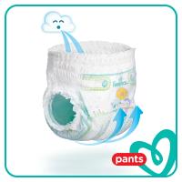 PAMPERS Pants Maxi kalhotkové plenky vel. 4, 9 - 14 kg 104 ks