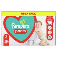 PAMPERS Pants vel.3 Plenkové kalhotky 6-11kg  128 ks