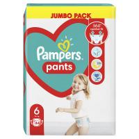 PAMPERS Pants vel.6 15+kg Kalhotkové plenky 44 ks