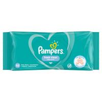 PAMPERS Vlhčené ubrousky Fresh Clean 52 ks