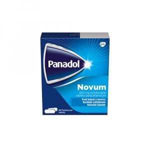 PANADOL Novum 500 mg 24 potahovaných tablet