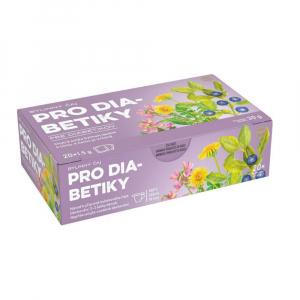 TEA CZ Pro diabetiky 20x 1,5 g