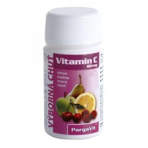 PargaVit Vitamin C Mix Plus tbl. 120