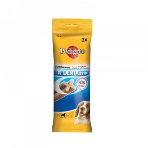 PEDIGREE Denta Stix Medium 77 g 3 tyčinky