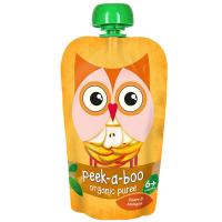 PEEK-A-BOO Puree Hruška a mango 113 g