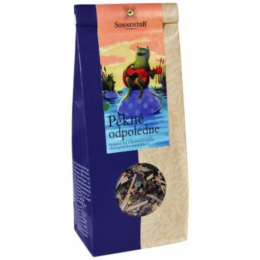 SONNENTOR Pěkné odpoledne sypaný čaj BIO 50 g