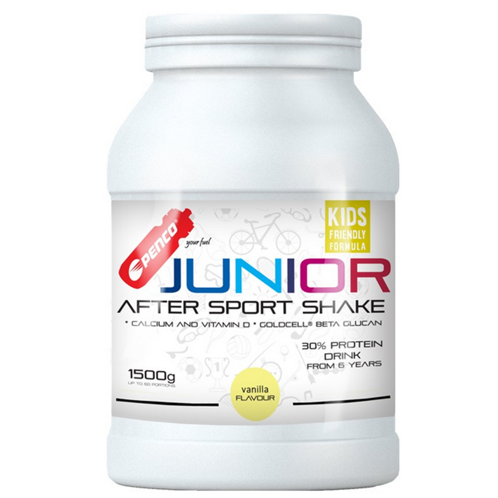 PENCO Junior after sport shake vanilka 1500 g