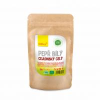 WOLFBERRY Pepř bílý cejlonský celý BIO 50 g