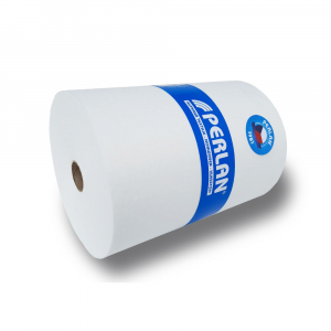 PERLAN Netkaná textilie v roli s perforací 30x30 cm 400 útržků