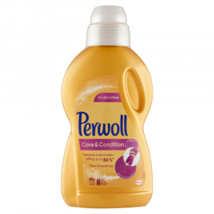 PERWOLL Care & Condition Prací gel 15 dávek 900 ml