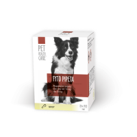 PET HEALTH CARE FYTO pipeta pro psy 10-20 kg 3x10 ml