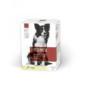 PET HEALTH CARE FYTO pipeta pro psy 10-20 kg 3x10 ml