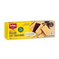 SCHÄR Biscotti con Cioccolato Polomáčené sušenky bez lepku 150 g