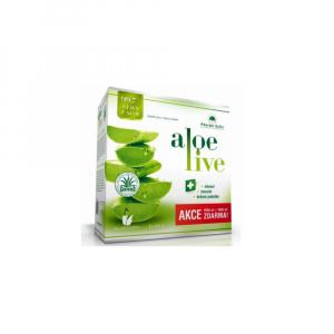 PHARMA ACTIV Aloe Live 1000 ml 1+1 ZDARMA