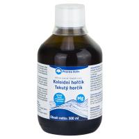 PHARMA ACTIV Koloidní hořčík + vitamín C s malinovou příchutí 300 ml