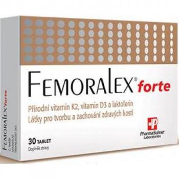 PHARMASUISSE Femoralex forte 30 tablet