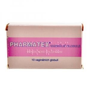 PHARMATEX Vaginální globule 10 kusů