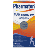 PHARMATON Man Energy 30 3 za cenu 2