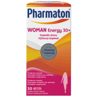 PHARMATON Woman Energy 30 3 za cenu 2